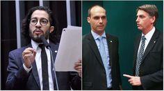 Em meio à Lava Jato trocas de ofensas entre Jean Wyllys e família Bolsonaro dominam Conselho de Ética http://ift.tt/2xbUAYB