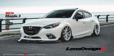 Mazda 3 Hatchback, Car Paint Jobs, Import Cars, Mazda 6, Car Tuning, Car Painting, Fast Cars, Concept Cars, Cool Cars