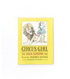 """holiday gifts for cool kids: """"Circus Girl"""""""