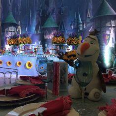 Disney Frozen Fever Birthday Party Ideas