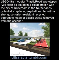 ingenious way to reuse the trash, pollution, and waste that is killing the planet