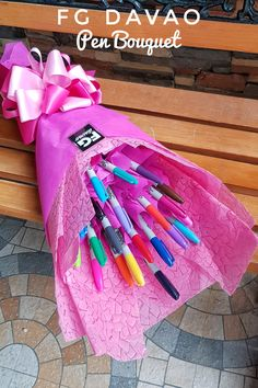 Davao, Sharpie, Gift Delivery, Unique Gifts, Birthday Gifts, Stationery, Creative, Bouquets, Flowers