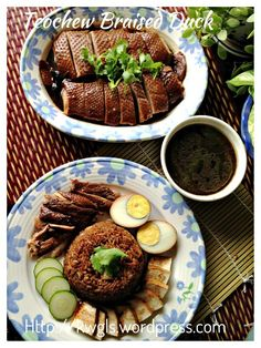 Teochew braised duck or lor ark braised duck duck teochew braised duck or lor ark braised duck duck recipes and roast duck forumfinder Gallery