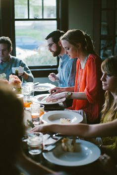 common table: gathering three by common table, via Flickr.