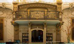 Savoy Hotel - Av. Callao 181 Gerónimo Agostini (1910) Buenos Aires
