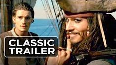 the pirates of the caribbean trailer - YouTube