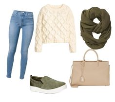 """""""Untitled #121"""" by eni-enni ❤ liked on Polyvore featuring Athleta, H&M, Easy Spirit and Yves Saint Laurent"""