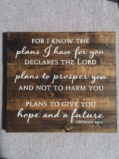 Jeremiah 29 11 Wall Art jeremiah 29 11 wall art for i know the plans jeremiah 29:11 wood
