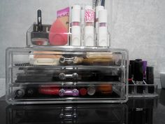 Love my makeup organization!