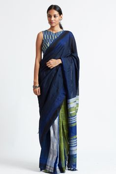 Moseic by Night Saree from FashionMarket.lk
