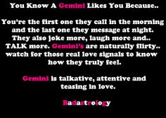 How Can You Tell If A Gemini Man Likes You