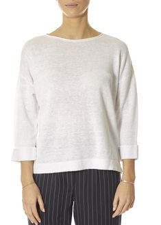 Shop new arrivals in store! Find the latest designer clothing, footwear and accessories from leading brands. SHOP NOW! Eileen Fisher, Women's Tops, Shop Now, Fashion Ideas, Pullover, London, Clothing, Sweaters, Shirts