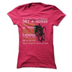Love horses horse is your Best Friend T-Shirts, Hoodies. Check Price Now ==►…