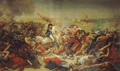 Napoleon at the Battle of Aboukir, 25 July 1799, by Antoine-Jean Gros.
