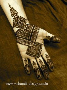 mehandi-designs