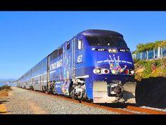 Fast Diesel Trains! - YouTube