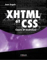 XHTML et CSS Cours et Exercices - Jean Engels - Eyrolles 2006 - Download - 4shared - kemis kemis
