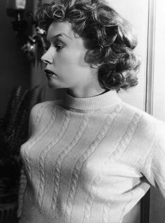 HUMAN DESIRE (1954) -Glenn Ford - Gloria Grahame (pictured) - Broderick Crawford…