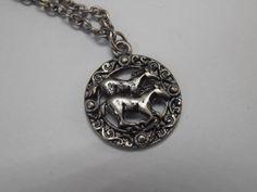 Dainty horse charm bracelet by tjmccarty on Etsy, $10.00