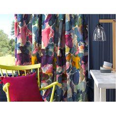 Wee Archie Velvet - Designer Fabric | bluebellgray