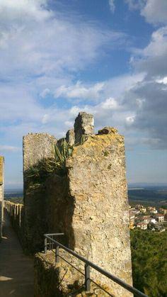 Le mura di Capalbio