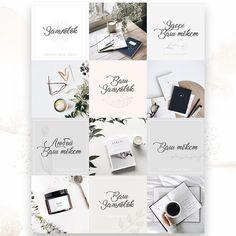 Instagram Frame, Instagram Design, Instagram Blog, Social Media Design, Social Media Template, Funny Instagram Captions, Magazine Layout Design, Instagram Story Template, Branding