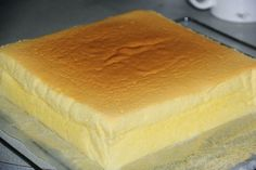 08.08.2014 - Batam, Nongsa.   Tomorrow need a cake for my son to bring to school.  Thought of making this simple cheesecake.   The first ti...