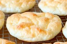 Recetas para Diabéticos y Celíacos Consejos Sanos: Pan nube (sin harina)