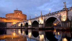 Hotel Sant' Angelo, Rome ~ Within walking distance of the Trastavere River, the Trevi Fountain, Piazza Navona, The Spanish Steps, and the Pantheon.  Bravissimm!