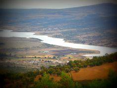 Las bellas vistas que nos da nuestro país cada mañana.