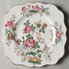 Wedgwood Charnwood (Bone) Square Salad Plate