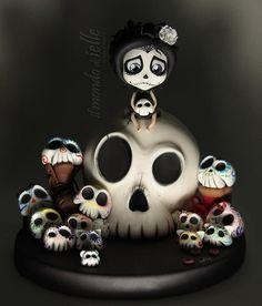 Sugar Skull Bakers 2016 by il mondo di ielle