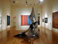 The Fort Wayne Museum of Art offers works from permanent collections and national traveling exhibitions all year long. Visit the website to see what pieces are currently on display.