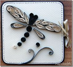i absolutely love this and wonder if i can make it from my grandmas quilling stuff
