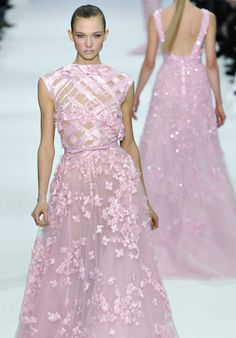 Elie Saab,Haute Couture Spring/Summer 2012.