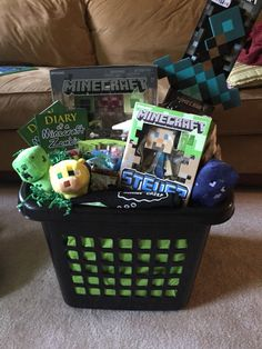 Tazo zen tea gift basket teas gift and basket ideas minecraft gift basket negle Image collections
