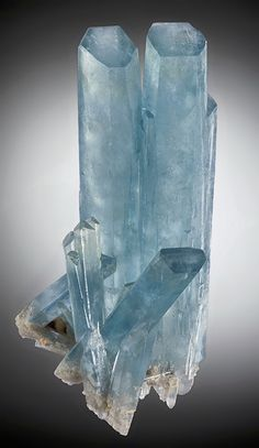 Blue Barite: Baryte, or barite, (BaSO4) is a mineral consisting of barium sulfate.[2] The baryte group consists of baryte, celestine, anglesite and anhydrite. Baryte itself is generally white or colorless, and is the main source of barium. Baryte and celestine form a solid solution (Ba,Sr)SO4.[1]