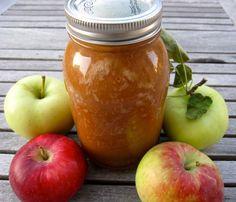 Organic Applesauce Recipe - Whole Lifestyle Nutrition | Organic Recipes | Holistic Recipes