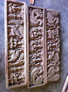 Surya Palagai Design for Main Door Single Door Design, Wooden Main Door Design, Tv Wall Design, Bed Design, Temple Design For Home, Traditional Front Doors, Pooja Room Door Design, Architectural House Plans, Bathroom Design Luxury