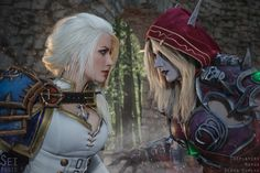 "☆ High resolution print or poster of Jaina Proudmoore and Sylvanas Windrunner cosplays from World of Warcraft. Elena Himera as SylvanasNarga as JainaPhoto by SeiPrint size - 8x12"" (20x30cm)Poster size - 12x17"" (30x42cm)☆ Autographed by Narga☆ Personalized (optional)I ship prints within 5 days after receiving cleared payment. Delivery usually takes 3-5 weeks. There may be delays due to public holidays and customs.BUY 3 prints or posters and get..."