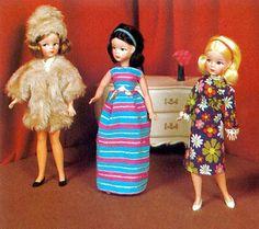 My Sindy - Fashions 1971