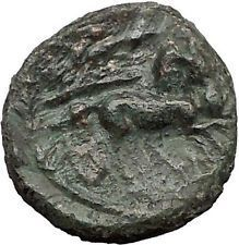 SYRACUSE in SICILY 1stCenBC under Romans ZEUS Nike Chariot Greek Coin i55891 https://trustedmedievalcoins.wordpress.com/2016/06/02/syracuse-in-sicily-1stcenbc-under-romans-zeus-nike-chariot-greek-coin-i55891/