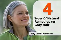 Grey hair remedies