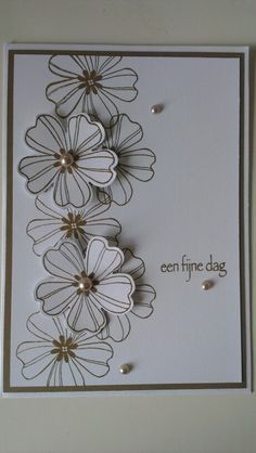 Flower bundle, soft suede