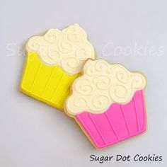 Sugar Dot Cookies: March 2012