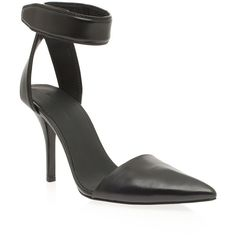 ALEXANDER WANG Liya Point Toe Pump