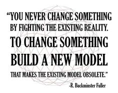 """Richard Buckminster """"Bucky"""" Fuller was an American neo-futuristic architect, systems theorist, author, designer, and inventor."""