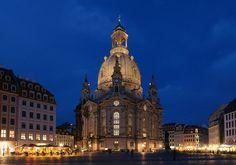 DRESDE (Allemagne) - Architecture, patrimoine et urbanisme