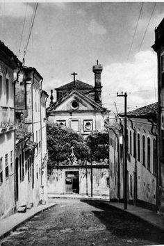 Ladeira de Santa Tereza e Museu de Arte Sacra