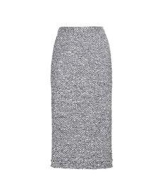 ROLAND MOURET Norley Tweed Skirt. #rolandmouret #cloth #skirts